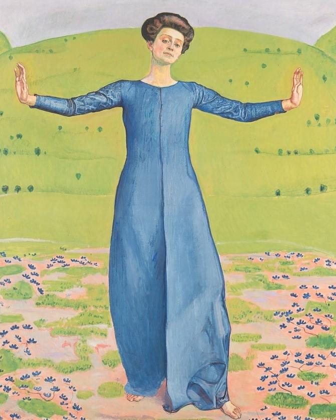Ferdinand Hodler, Lied aus der Ferne