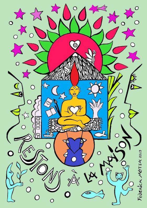 Affiche du Musée des Beaux Arts Le Locle