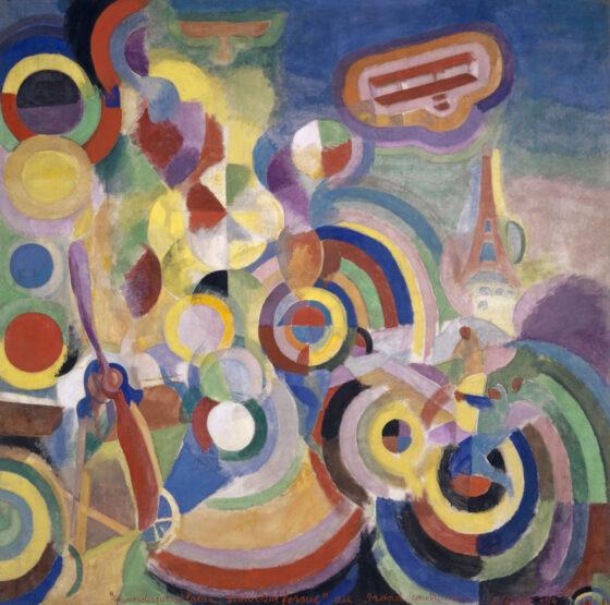 Robert Delaunay: Hommage à Blériot