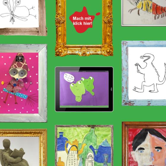 Die Galerie der Kinder-Werke von kijumu-klick